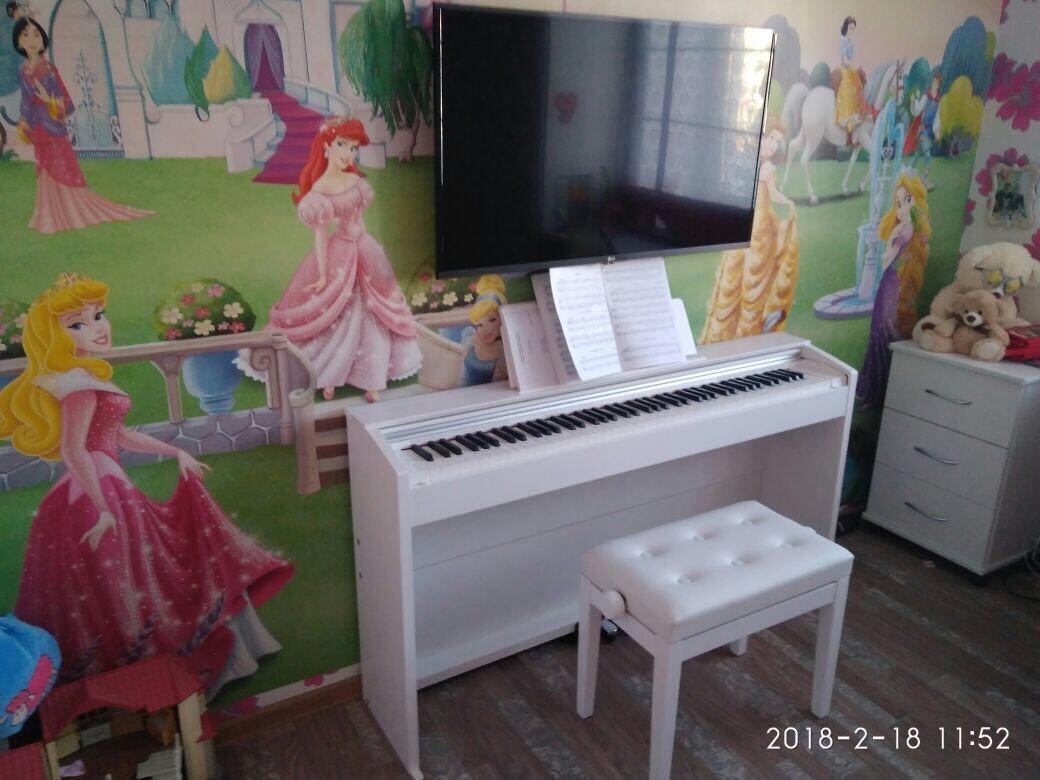 Casio PX-870WE на pianomart.ru